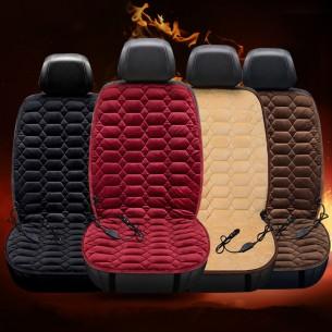 Накидка на сиденье с подогревом и переключателем