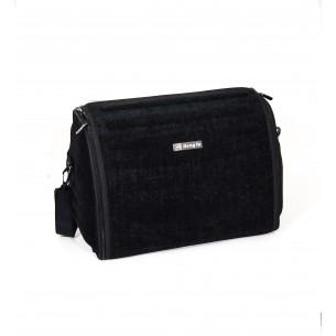 Органайзер сумка в багажник, 46x30x31 см, малый черный