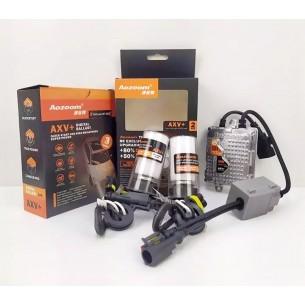 Комплект ксеноновых ламп Aozoom FBL +50% H7 H11 HB4 H1 HB3 H3 5500K 35W AMP