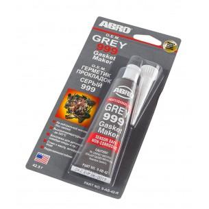Герметик прокладок ABRO OEM 999 серый США (оригинал) 85г