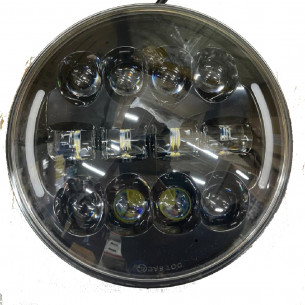 Блок-фара ВАЗ 21213 светодиодная 8+4 LED / комплект