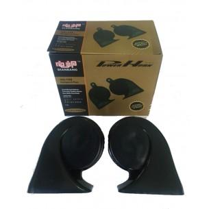 Звуковой сигнал СВЕРХ МОЩНЫЙ JD-168 SPORTS HORN (d=86мм, 400/500 Hz, 110 dB) 2шт.