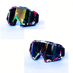 Лыжные очки Сноуборд Лыжные очки Anti-UV Очки Для мотоцикл Мотокросс