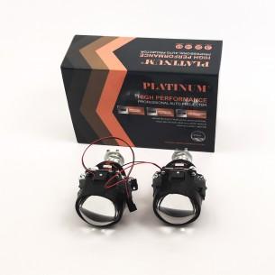 Би-ксеноновые линзы G-5 2,5 дюйма c масками