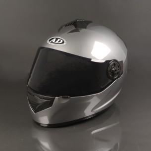 Мотошлем 179 58/60  серый