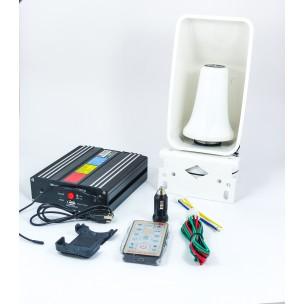 Громкоговорящая установка для оповещения СГУ Federal 800Вт спецсигнал
