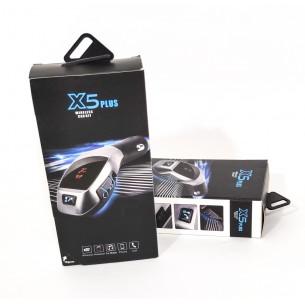 Автомобильный FM-модулятор (трансмитер)