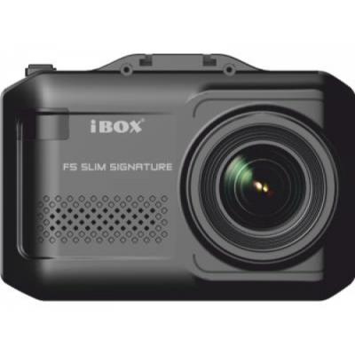 РАДАР ДЕТЕКТОР iBOX F5 SLIM SIGNATURE A12. Сигнатурный комбо-видеорегистратор